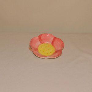Virág alakú tálka