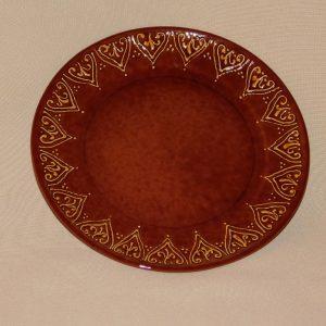 Lapos tányér