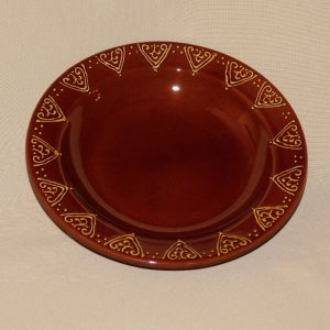 Leveses tányér